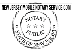At New Jersey Mobile Notary Service Our Motto Is